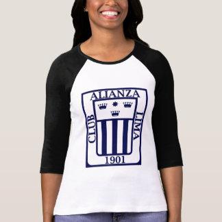 T-shirt Base-ball Alianza Lima