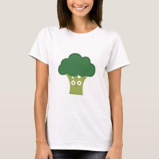 T-shirt base de brocoli