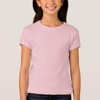 T-shirt BASIC BLANC adapté de chemise de Babydoll de Bella