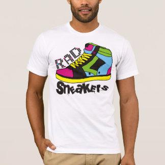 T-shirt baskets de rad des années 80