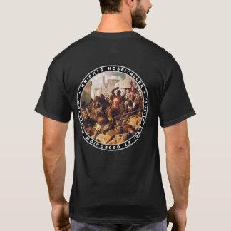 T-shirt Bataille de Hospitaller de chevaliers à la chemise