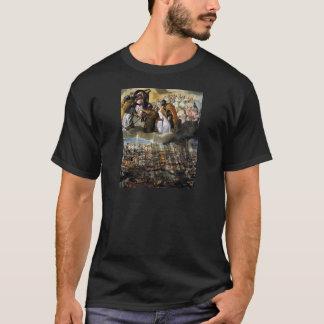 T-shirt Bataille de Lepanto par Paolo Veronese