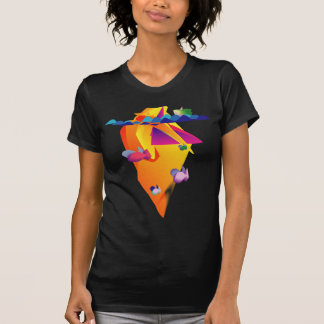 T-shirt Bateau d'iceberg