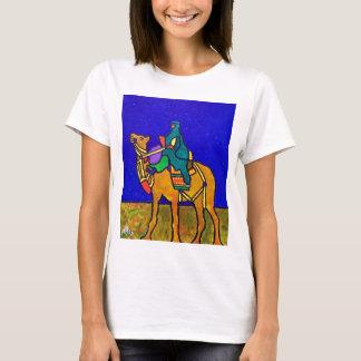 T-shirt Bateau du désert par Piliero
