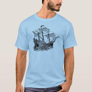 T-shirt Bateau vintage de galion