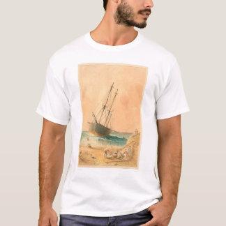 """T-shirt Bateau """"Viscata"""" des Anglais échoué (0533A)"""