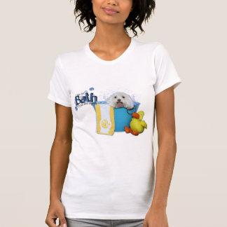 T-shirt Bath chaud - maltais - Tia