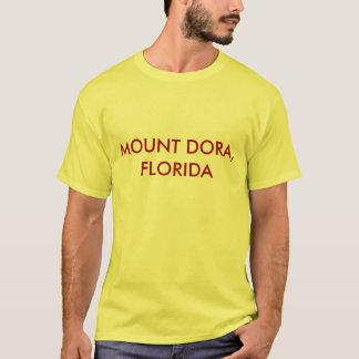 T-shirt Bâti Dora, FL - rangée de péniche - 1907