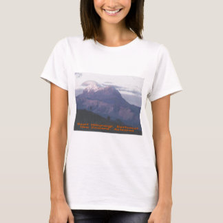 T-shirt Bâti Hikurangi, Nouvelle Zélande, Aotearoa