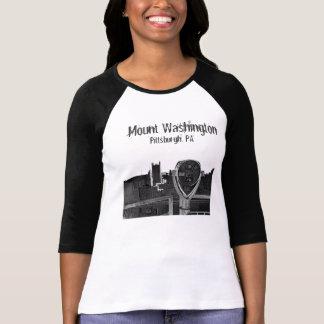 T-shirt Bâti Washington, Pittsburgh, PA