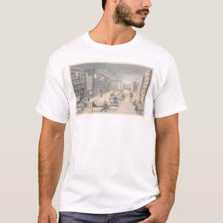 T-shirt Bâtiment de Bancroft, rue du marché 721, SF (1418)