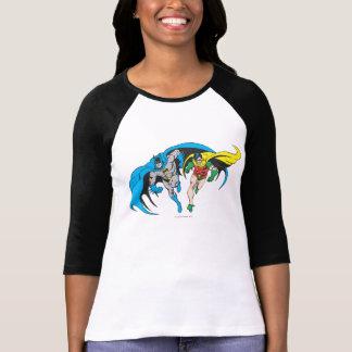 T-shirt Batman et Robin