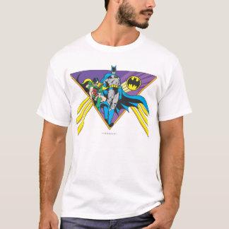 T-shirt Batman et Robin 2