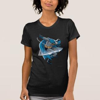 T-shirt Batman jetant l'étoile