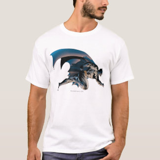 T-shirt Batman sautant la vue de côté