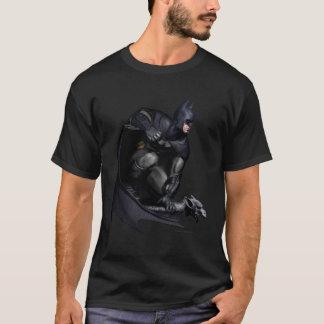 T-shirt Batman se tapissant