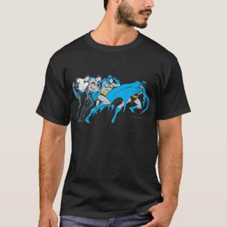 T-shirt Batman/transformation de Bruce