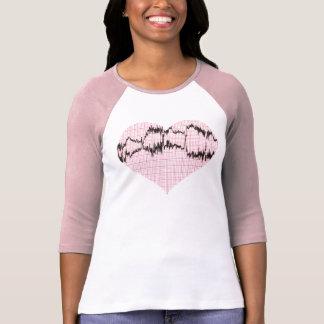 T-shirt Battement de coeur II