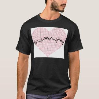 T-shirt Battement de coeur III