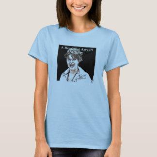 T-shirt Battement de coeur loin