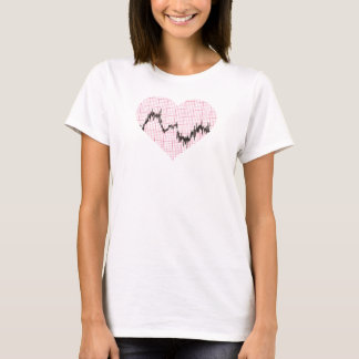 T-shirt Battement de coeur VIII