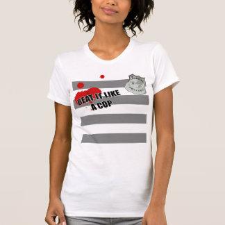 T-shirt Battement il aiment une cannette de fil