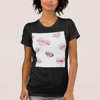 T-shirt Battements de coeur