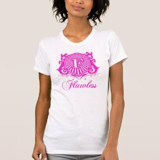 T-shirt Batteur d'épouse impeccable de Fusia des femmes
