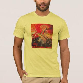 T-shirt Battez les bêtes allemandes !