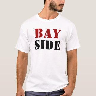 T-shirt BaySide viennent me trouvent pièce en t