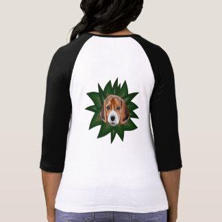 T-shirt Beau chien de balais