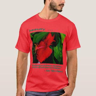T-shirt Beauté