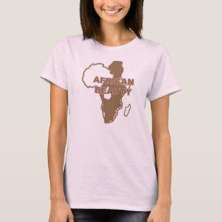 T-shirt Beauté africaine