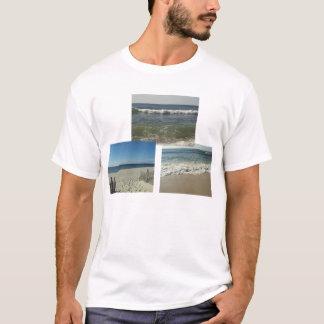T-shirt Beauté de plage