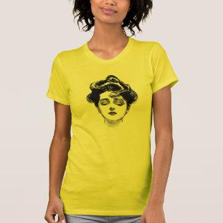 T-shirt Beauté victorienne
