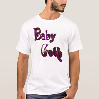 T-shirt Bébé Goth