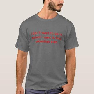 T-shirt bébé triste de déchets