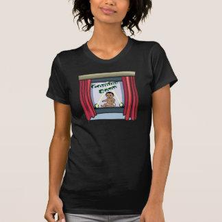 T-shirt Bébé venant bientôt dessus (d'Afro-américain)