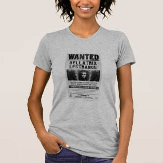 T-shirt Bellatrix Lestrange a voulu l'affiche