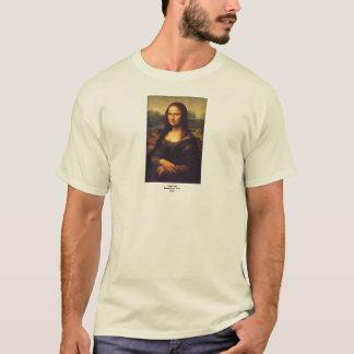 T-shirt Belle Mona Lisa