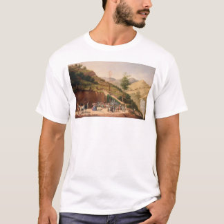 T-shirt Bénédiction de la mine d'Enrequita (0106A)
