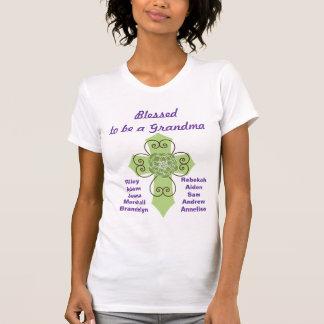 T-shirt Béni pour être une chemise de grand-maman