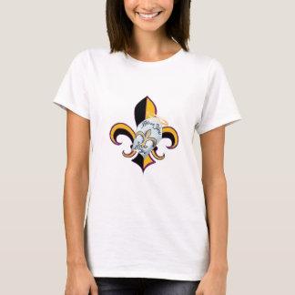 T-shirt Bénissez-vous Boys Fleur de LIs