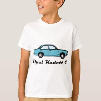 T-shirt Berline d'Opel Kadett C