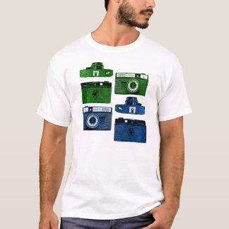 T-shirt Bernie. appareil-photo