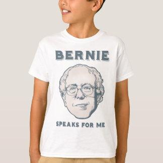 T-shirt Bernie parle pour moi