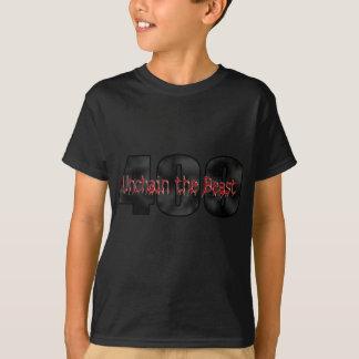 T-shirt bête 400 pouces cubes