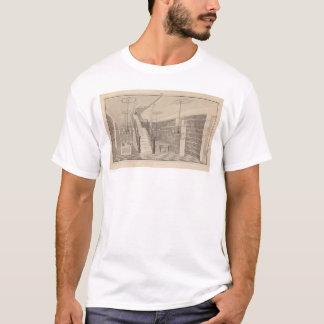 T-shirt Bibliothèque de Bancroft à la rue 1538 de Valence