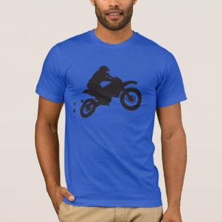 T-shirt Bicyclette de moteur