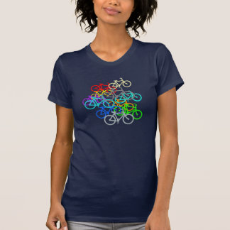 T-shirt Bicyclettes